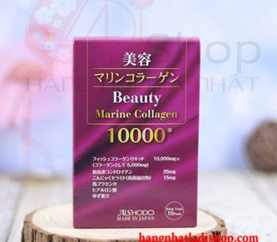 Collagen beauty marine 10.000 mg Nhật Bản