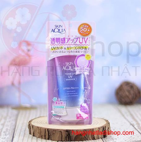 Skin Aqua Tone Up UV Essence SPF 50+ PA++++