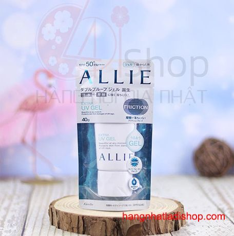 Gel chống nắng Kanebo Allie EX UV protector spf50 PA+++ 40g