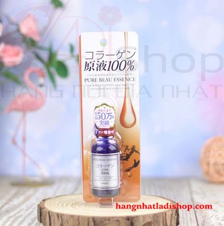 TINH CHẤT SERUM COLLAGEN 100% PURE BEAU ESSENCE
